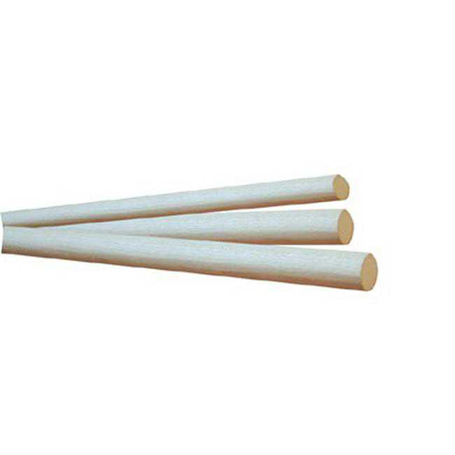 Hill Wood Products HW06 B 0.38 x 36 in. Wood Dowel Rods - Birch