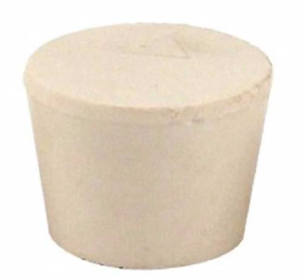 Solid Rubber Stopper-Size 5.5
