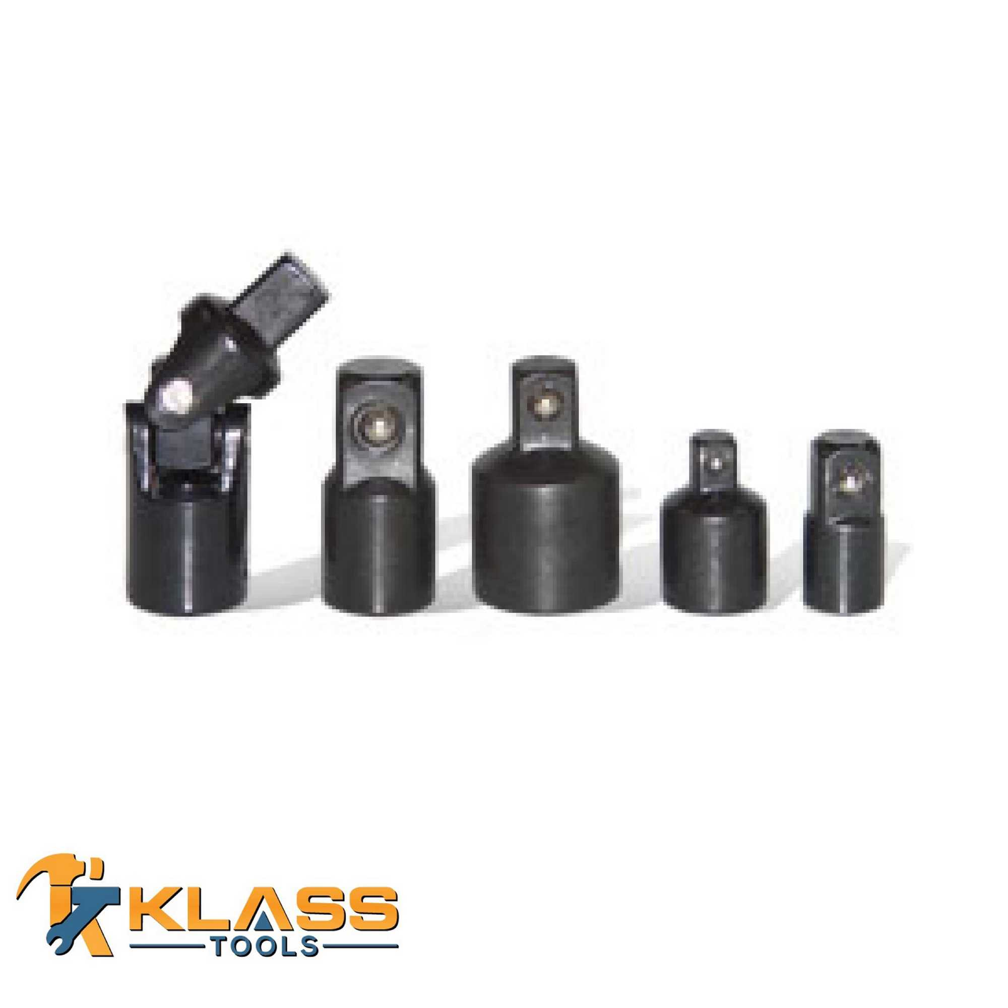 5PC IMPACT REDUCER & ADAPTADOR