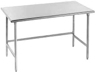 Advance Tabco Work Table 36' x 24' Wide - TMG-243