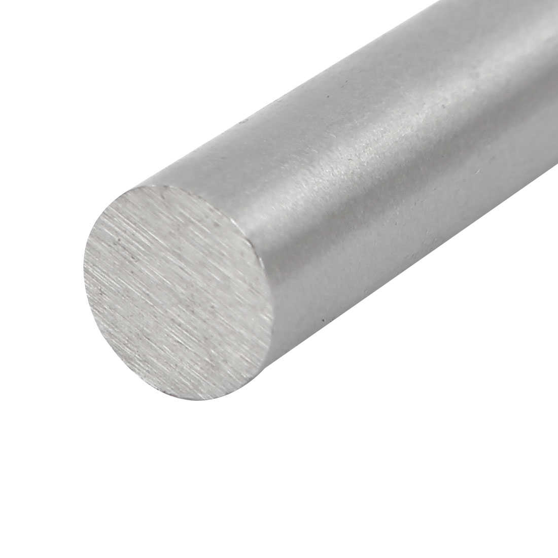 10mm Dia 100mm Length HSS Round Shaft Rod Bar Lathe Tools Gray