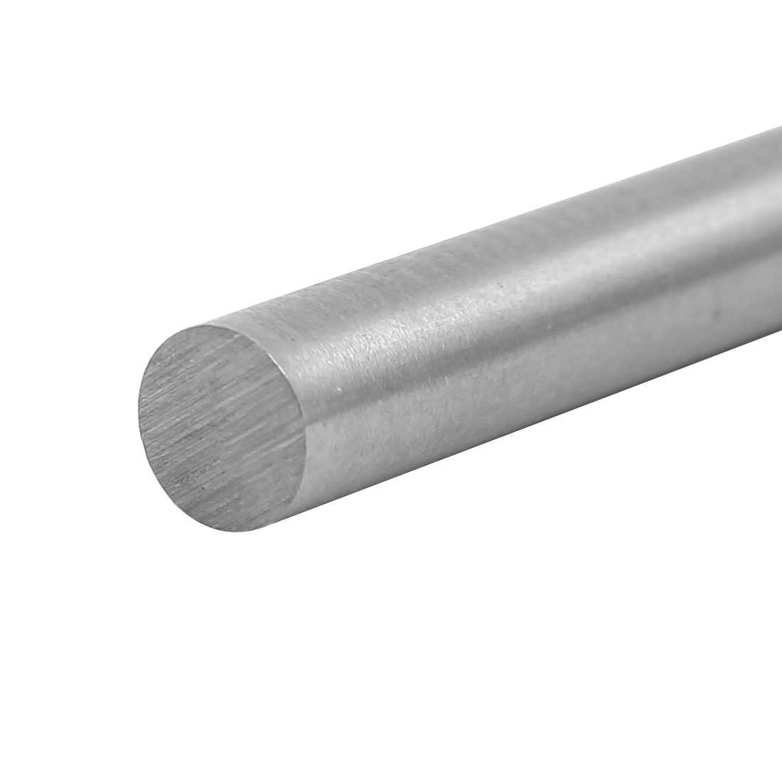 12mm Dia 200mm Length HSS Round Shaft Rod Bar Lathe Tools Gray