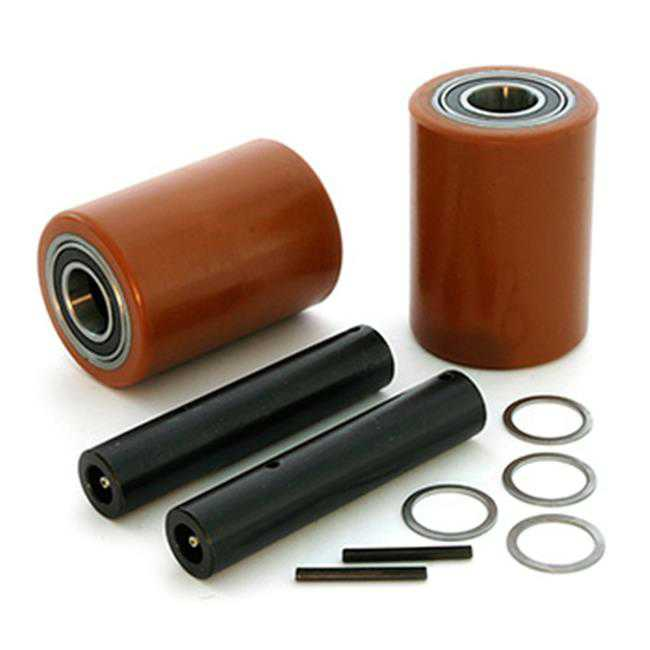 Crown GWK-WP2000-LW WP 2000 Load Wheel Kit for Electric Pallet Truck - Butterscotch