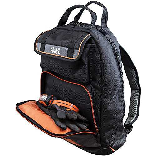KLEIN TOOLS TRADES PRO TOOL GEAR BACKPACK